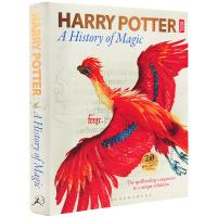 正版 哈利波特魔法史 英文原版 Harry Potter A History of Magic 精装展览之书JK罗琳魔