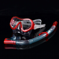 呼吸管自由泳 游泳呼吸管 咬嘴水下换气管浮潜三宝面镜潜水装备自由泳装备 CX
