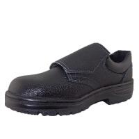 新款男劳保鞋钢包头透气厨工作鞋安全鞋电工鞋男鞋 男生时尚工地耐磨休闲鞋 帆布鞋