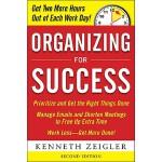 【预订】Organizing for Success