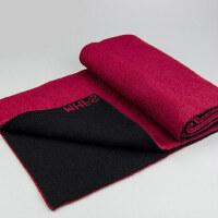 韩国披肩围脖双色学生韩版长款围巾女冬季加厚保暖百搭毛线