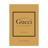 【Little Book of】古�Y小�� Gucci�r尚品牌�l展�v史故事 英文原版