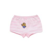 【3件6折】小猪班纳女童内裤棉平角裤儿童短裤女内穿底裤小学生安全裤两条装