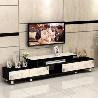北欧简约现代电视柜宜家家居客厅可伸缩小户型柜子旗舰家具店