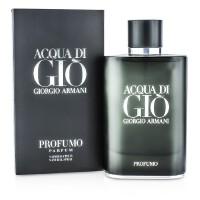 阿��尼 Giorgio Armani 寄情水黑瓶香水���F 125ml