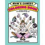 【预订】Mom's Comedy Coloring Book: 'Cuz Why Should Our Kids Ha