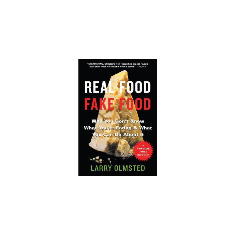 【预订】Real Food/Fake Food: Why You Don't Know What You're Eating and What You Can Do about It 预订商品,需要1-3个月发货,非质量问题不接受退换货。