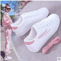 小白鞋女运动舒适女鞋百搭韩版板鞋学生夏季休闲秋季鞋子白鞋