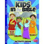 【预订】Kids in the Bible: Activity Book for Ages 6-10 (Pk of 6