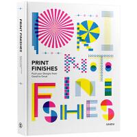 平面设计作品集 Printing Finishes 百变印技 印刷工艺与平面设计 平面设计书籍