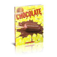 进口英文原版书 CHOCOLATE FEVER 巧克力热 680L