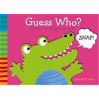 【中商原版】[英文原版]Guess Who?/ Rowe, Jeanette/The Five Mile Press
