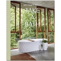 包邮Take a Bath 洗个澡吧:浴室室内设计 全球卫浴厕所洗手间设计 英文原版
