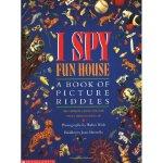 I Spy: Fun House 视觉大发现:哈哈屋 9780590462938