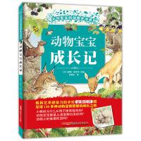 不可思议的动物生活系列:动物宝宝成长记