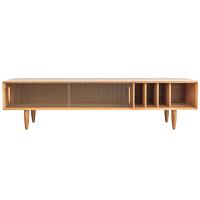 原创实木电视柜北欧简约小户型客厅电视柜茶几组合现代全实木家具 组装