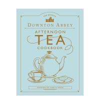 【预订】唐顿庄园官方下午茶食谱 The Official Downton Abbey Afternoon Tea Coo