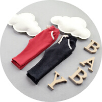 儿童棉裤男冬宝宝加绒裤子婴儿大PP裤子抓绒加厚0-1-2岁可开裆潮