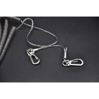 钓鱼用品失手绳钢丝伸缩收缩垂钓 鱼竿护竿绳放杆自动渔具小配件