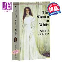 【中商原版】白衣女人 英文原版 Bantam Classics: The Woman in White 威尔基 科林斯