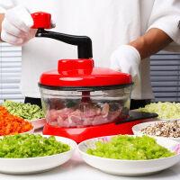 手动绞肉机饺子馅机多功能切菜神器碎菜器家用搅蒜泥厨房用品搅拌绞菜碎菜机碎肉切辣椒神器