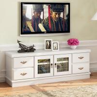 整装实木电视柜宜家家居客厅卧室小户型储物地柜子旗舰家具店