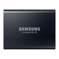 【当当正品店】三星(SAMSUNG) 移动硬盘 2T 固态移动硬盘 T5系列 2TB 移动固态硬盘 2TB