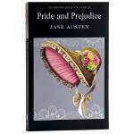 【中商原版】傲慢与偏见 英文原版 Pride and Prejudice Jane Austen 世界名著 经典名著