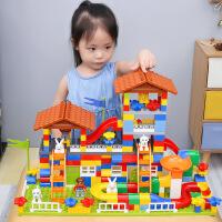 【限时抢】儿童积木拼装大颗粒积木兼容乐高宝宝幼儿园早教益智玩具六一儿童节礼物