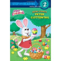 Here Comes Peter Cottontail (Step into Reading, Step 2) 绒尾兔