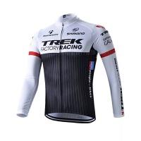 黑白环法自行车骑行服套装长袖男夏季车队山地车骑行裤上衣裤装备新品 京