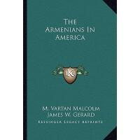 【预订】The Armenians in America