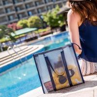 游泳防水包海边沙滩洗漱袋便携游泳装备用品收纳包手提游泳包