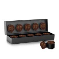 【黑罐系列】小罐茶 大师作普洱熟茶十年陈化茶叶礼盒装 40g