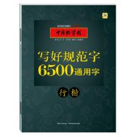 6500通用字:行楷(货号:A2) 9787556417018 湖北教育出版社 张鹏涛