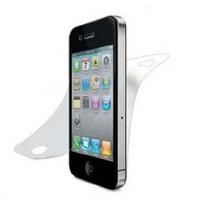 iphone4/4S贴膜 屏幕膜 高清iphone保护膜 iphone贴膜套装膜