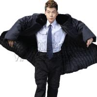 老式军大衣男款加厚防寒仿驼绒毛大衣冬季军大衣男耐磨耐穿羊绒加厚保暖军迷棉服衣服军迷外套