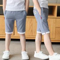 男童短裤外穿2018新款儿童夏装中裤五分裤子小孩中大童运动裤休闲