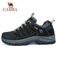 【领券满299减200】camel骆驼户外登山鞋男 运动鞋透气防滑耐磨徒步鞋男