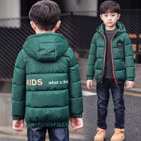 童装男童棉衣短款儿童中大童冬装袄夹棉外套韩版