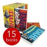 Roald Dahl Complete Collection (15 Books) 罗尔德 达尔15册收藏套装ISBN