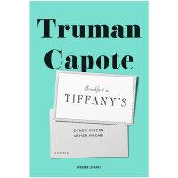 【�A�】Breakfast at Tiffany's,蒂凡尼早餐 Truman Capote杜��T・卡波特作品 英文原版
