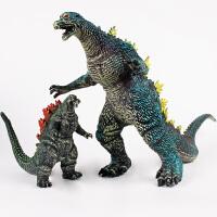 魔兽龙 神兽怪兽 西方飞龙 飞翼龙玩具模型儿童实心塑胶仿真恐龙玩具模型