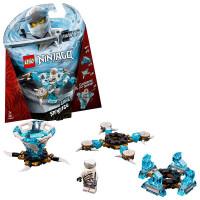 【当当自营】LEGO乐高积木幻影忍者Ninjago系列70661 旋风陀螺:寒冰忍者赞