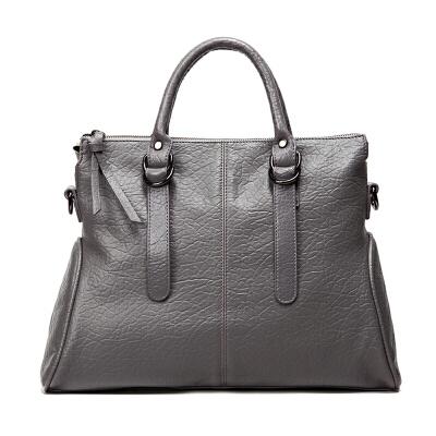 女包欧美简约女包大包手提包大容量单肩斜挎包 发货周期:一般在付款后2-90天左右发货,具体发货时间请以与客服协商的时间为准