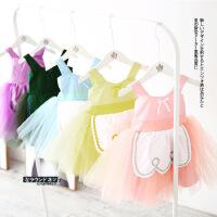 儿童洋气公主吊带裙子女宝宝超洋气连衣裙装6纱裙5女童4夏装1-3岁