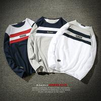 大童长袖T恤男童12-16岁新款韩版潮流青少年帅气初中学生春季上衣