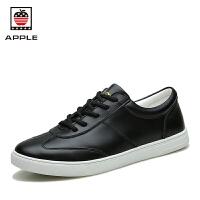 苹果男鞋2016秋季韩版运动休闲鞋潮流青年男板鞋 AP-1527