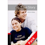 Oxford Bookworms Library: Level 3: Love Story Audio 牛津书虫分级读