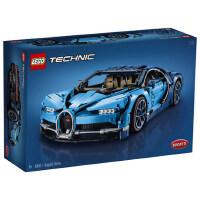 �犯�C械�M�犯卟技拥贤���42083 Bugatti Chiron LEGO�e木玩具
